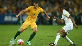 Josh Risdon Australia World Cup qualifying