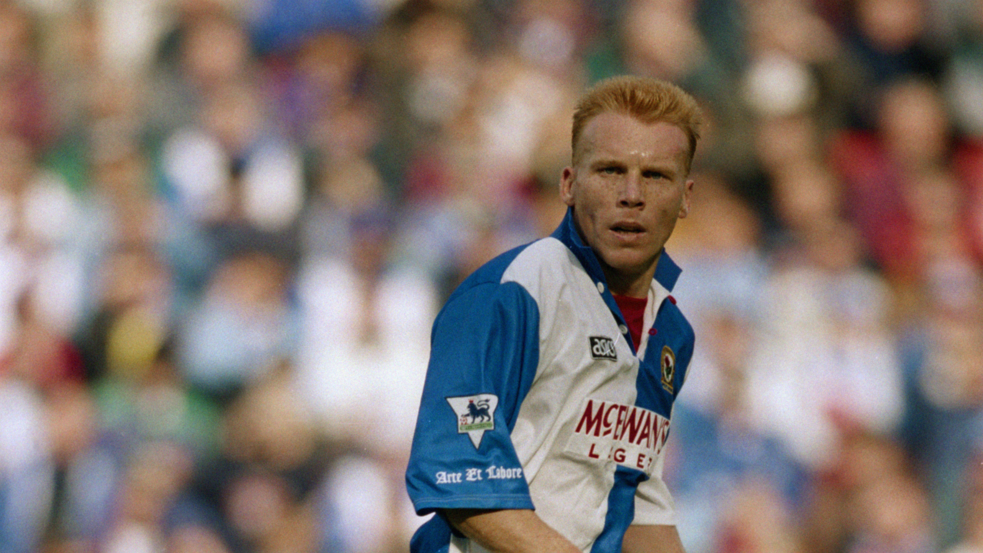 Robbie Slater Blackburn Rovers