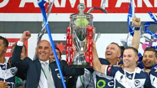 Kevin Muscat Melbourne Victory FFA Cup Final vs. Perth Glory 2015/16