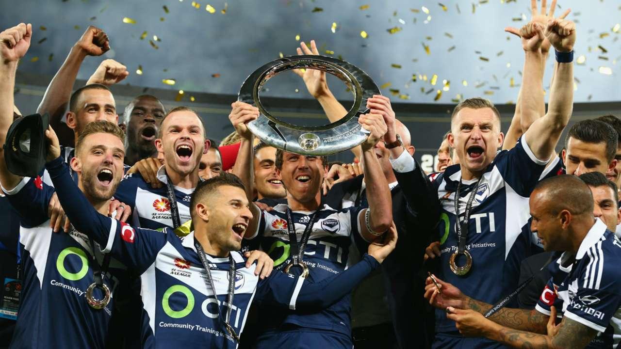 Melbourne Victory v Sydney FC A-League 17052015