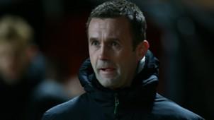 Ronny Deila Dundee United v Celtic Scottish Premiership 15012016