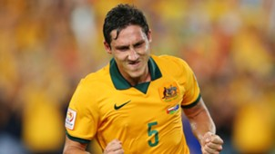 Mark Milligan Australia Socceroos Asian Cup 2015