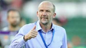 Kenny Lowe Perth Glory A-League 2014-15