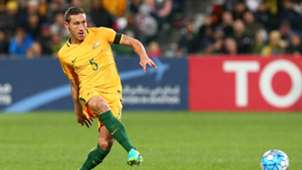Mark Milligan Australia v Iraq World Cup qualifying 01092016