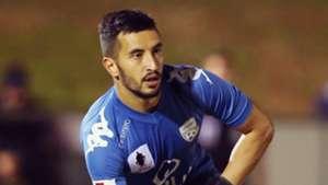 Paul Izzo Adelaide United FFA Cup 2014