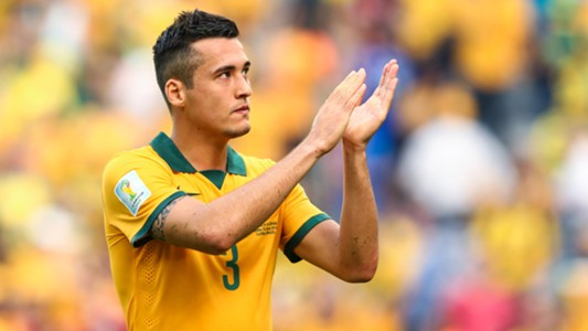 Jason Davidson Australia World Cup