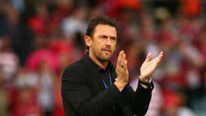 Tony Popovic Western Sydney Wanderers v Wellington Phoenix A-League 21112015