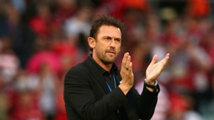 Tony Popovic Western Sydney Wanderers v Wellington Phoenix A-League 21112015