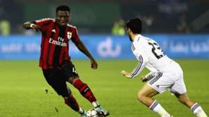Sulley Muntari Milan Friendly 30122014