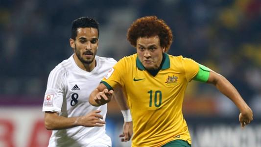 Mustafa Amini Jordan U23 v Australia U23 20012016