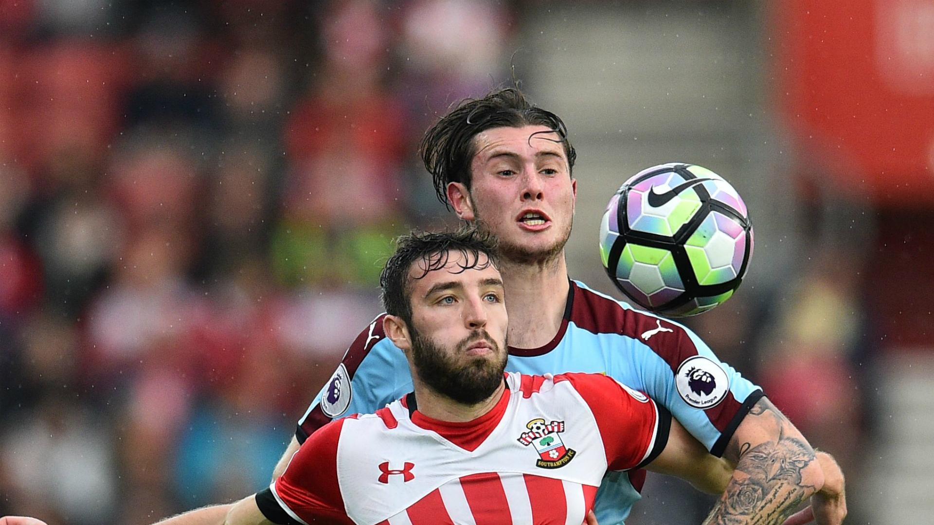 Aiden O'Neill Southampton v Burnley Premier League 16102016