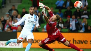 Harry Novillo & Glen Moss - Melbourne City & Wellington Phoenix