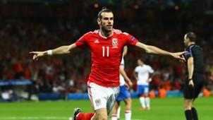 Gareth Bale Russia v Wales Euro 2016 20062016
