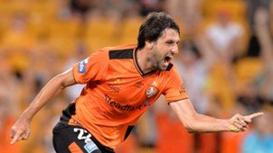 Thomas Broich - Brisbane Roar