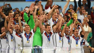 Germany v Argentina World Cup 13072014