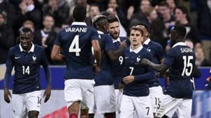 Antoine Griezmann France v Germany Friendly 13112015