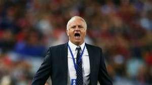 Graham Arnold Western Sydney Wanderers v Sydney FC A-League 08102016