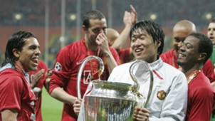 Park Ji-sung Manchester United