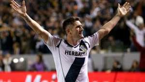 Robbie Keane Seattle Sounders v LA Galaxy MLS 11112012