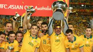 Australia v South Korea Asian Cup 31012015