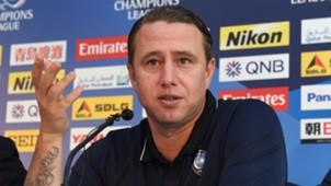 Laurentiu Reghecampf Al-Hilal AFC Champions League press conference 241014