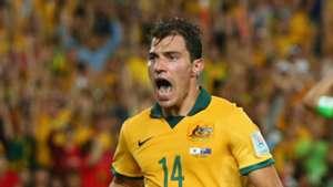 James Troisi Australia v South Korea Asian Cup 31012015