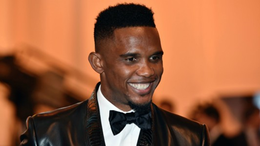Samuel Eto'o Ballon d'Or 11012016