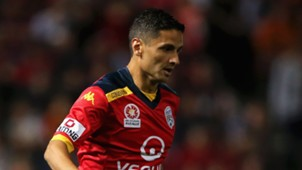 Marcelo Carrusca Adelaide United A-League 2014-15