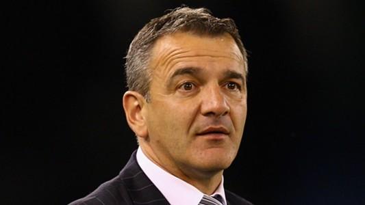 Mehmet Durakovic Melbourne Victory v Sydney FC A-League 08102011