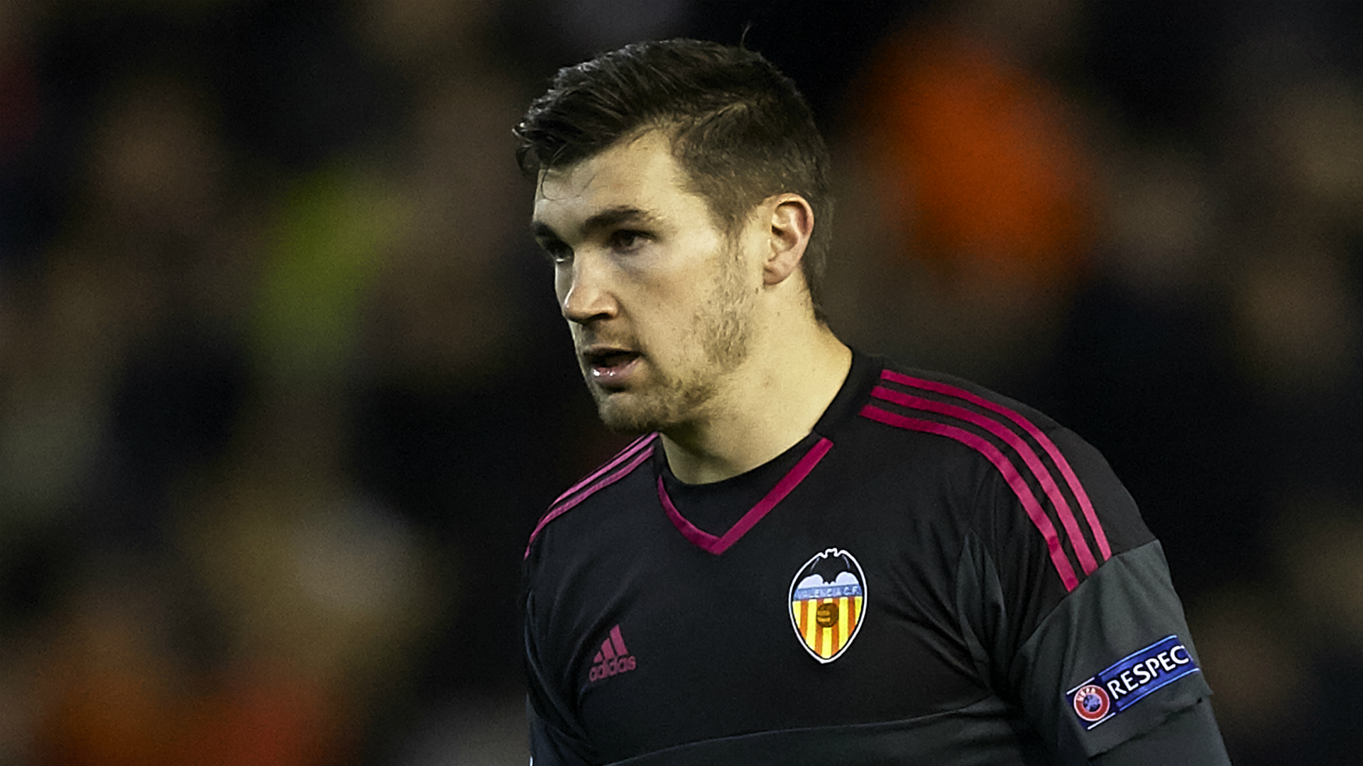 Mat Ryan Valencia v Rapid Vienna Europa League 18022016