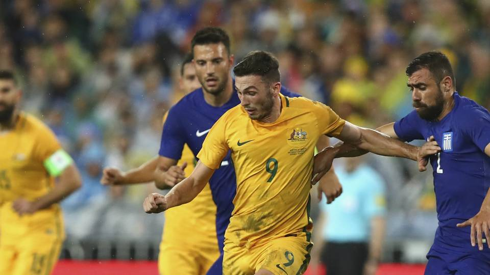 The Covert Agent: Central Coast set to lose out on Apostolos Giannou