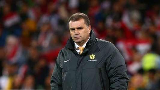 Ange Postecoglou Australia v Iraq World Cup qualifying 01092016