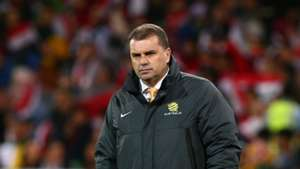 Ange Postecoglou Australia v Iraq World Cup qualifying 01092016