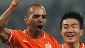 Diego Tardelli Shandong Luneng v Sanfrecce Hiroshima AFC Champions League 20042016