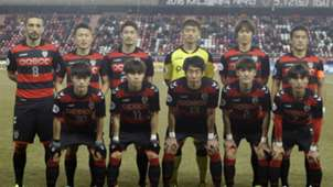 Pohang Steelers v Urawa Red Diamonds AFC Champions League 02032016