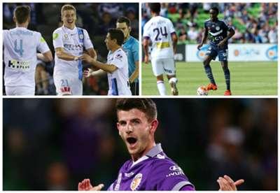 Rising Stars Collage A-League