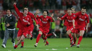 Luis Garcia Liverpool 2005 UEFA Champions League Final