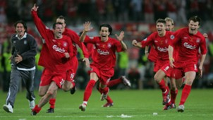 Luis Garcia Liverpool 2005 UEFA Champions League Final