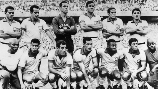 Pele Brazil 1966 World Cup