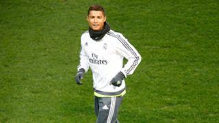 Cristiano Ronaldo Real Madrid ICC training 140715