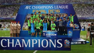 Jeonbuk Motors AFC Champions League 26112016