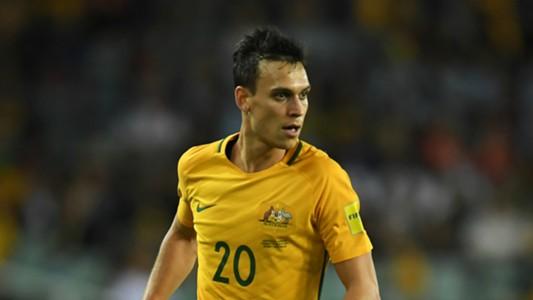 Trent Sainsbury Australia v Jordan World Cup qualifying 29032016
