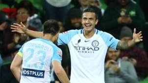 Tim Cahill Melbourne City v Western Sydney Wanderers FFA Cup 21092016