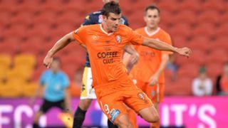 Andrija Kaluderovic Brisbane Roar A-League 2014-15