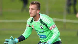 Lawrence Thomas Melbourne Victory A-League 2014-15