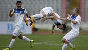 Anton Zemlianukhin Kyrgyzstan AFC World Cup qualifying 110615
