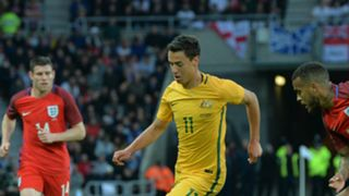 Chris Ikonomidis England v Australia Friendly 27052016