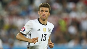 Thomas Muller Germany v Italy Euro 2016 02072016