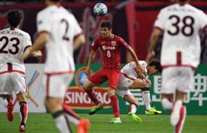 上海上港vs首尔FC 奥斯卡