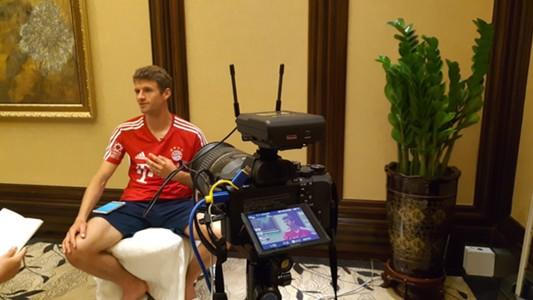 Muller Interview 0721